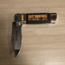 New ListingFranklin Mint Uh-1B Huey Vietnam Helicopter Collectors Knife