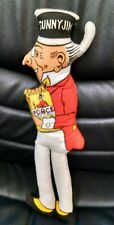 Sunny Jim Force Wheat Flakes Advertising Plush Doll, COOL!  Vintage!