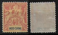 INDOCHINE - Colonie Française - NEUF - 12* - C/30.eur - TTB/ML.