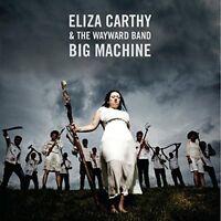 Eliza Carthy and The Wayward Band - Big Machine [CD]