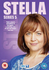 Stella Season Series 5 DVD UK 2016 Region 2 1stclass Ruth Jones