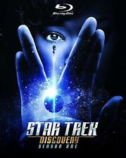 STAR TREK DISCOVERY Season One NEW BLU-RAY Pre-order Nov 13 Sonequa Martin-Green