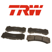 NEW For Nissan GT-R 3.8L V6 2009-2018 Front Disc Brake Pad Set TRW D1060-80B0A