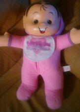 "Turma da Monica Baby 18"" Multibrink Plush Toy Doll Brazilian Comic"