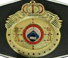 WBO INTERNATIONAL BOXING TITLE CHAMPIONSHIP BELT ADULT SIZE
