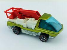 Hot Wheels Redline SNORKEL Lime Dark Int Heavyweights Super CLEAN !!!