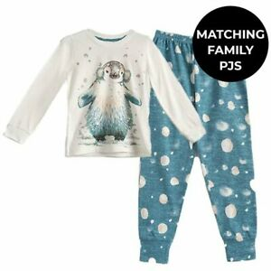 Childrens Penguin PJs pyjamas by Avon Ages 1-6 years NEW sealed in bag