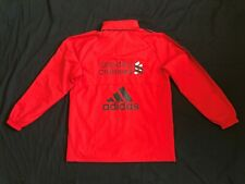 Veste football liverpool adidas rouge M