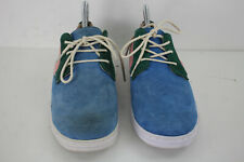 COMME Des GARCONS Leather Trainers Size Uk 7