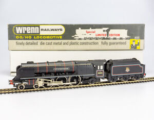 Wrenn Railways W2414 City Of Nottingham Locomotive - Boxed Ltd Edition