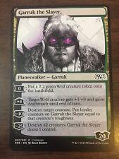 Garruk the Slayer // Jumbo Prerelease Challenge Card // MTG Magic // See Picture