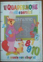 Il quadernone degli esercizi - Edizioni Alfa,2011 - A