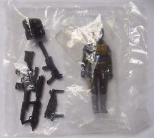 GI JOE BLACK DRAGON TROOPER V1 2003 operazione ANACONDA convenzione con sacchetto