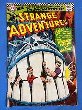 Strange Adventures #187 (DC 1966) 1st App of Enchantress! Rough, Key Silver Age!