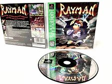 RAYMAN Ray Man 1 •PS1 PlayStation 1• COMPLETE in Case