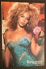 Beyonce 24x36 promo poster record store display 2 sided original 2003 Columbia