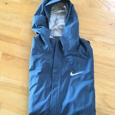 Mens Nike Vapor Running Jacket Blue Small