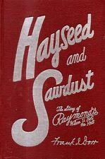DORR, Frank I. - HAYSEED and SAWDUST
