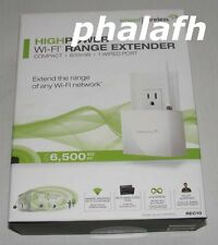 NEW Amped Wireless High Power Wi-Fi Range Extender REC10 600mW 1 wired Port