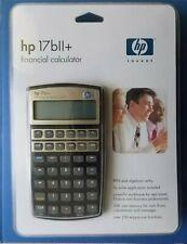 HP 17bII+ Financial Calculator - NEW