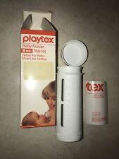 Vintage 1983 Playtex Baby Nurser 8 oz Trial Kit in Box
