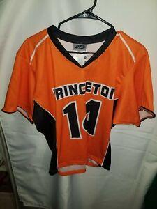 Princeton Lacrosse Jersey size Small Brand new!