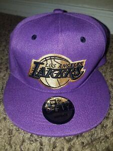 Los Angeles Lakers Adjustable Snapback Cap Hat nwt,*FREE-SHIPPING