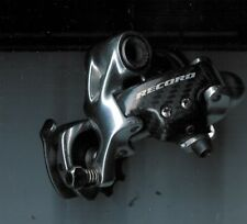 campagnolo record 10 speed rear derailleur titanium carbon short cage