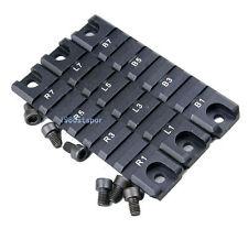 New3 Pcs Standard 20mm Base Weaver Picatinny RIS 20mm Short Rail For G36G36C 20