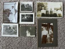 OUTDOORS - SET OF 12 PHOTOS FAMILIES/COUPLES/LANDSCAPE