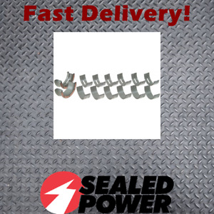 Sealed Power (4916M 10) Main Bearing Set suits Ford Cortina TC 250 Non X-Flow (y
