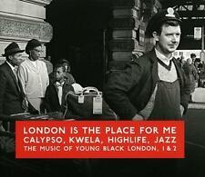 London Is The Place For Me Vol.1 & 2 - Calypso, Kwela Etc.
