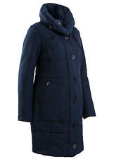 High Collar Quilted and Padded Adjustable Maternity Winter Coat size 26