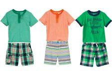 NWT Gymboree's Crazy 8 Boys Tops & Shorts Sets.U-Pk  Sz: 3T Top/2T Shorts, 4T