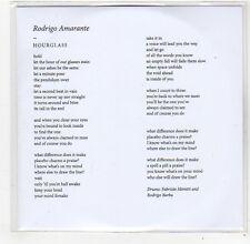 (FO662) Rodrigo Amarante, Hourglass - DJ CD