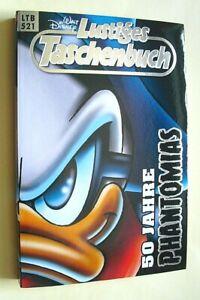 Walt Disney Lustiges Taschenbuch ungelesen LTB 521, 50 Jahre Phantomias