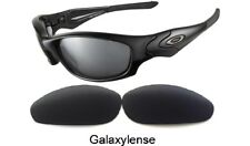 Galaxy Replacement Lenses For Oakley Straight Jacket Sunglasses Black 2007