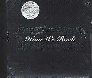 How We Rock CD