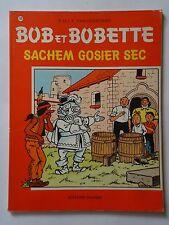 BOB ET BOBETTE n° 196  SACHEM GOSIER SEC   ( EAUBO ) édition originale