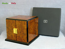 Scatola Del Tempo Watch Winder/Jewelry box New * Made in Italy! MSRP $4,350