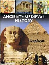 ANCIENT & MEDIEVAL HISTORY Educational Reference Hardback Book Grades 1+