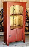 Primitive Handcrafted Cupboard with door (NE Cupboard)