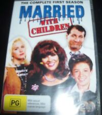 Married With Children The Complete First Season 1 (Australia Region 4) DVD – New