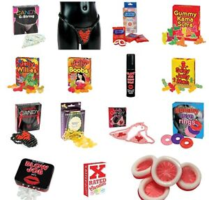Adult Naughty Sweets Candy Fun Rude Food Willy Valentine's Day Gift Joke Party