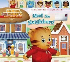 Meet the Neighbors! by Natalie Shaw (2014, Board Book)