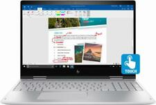 "New HP Envy x360 2-in-1 15.6"" Touch-Screen i5-8250u 12GB RAM 1TB HDD Windows 10"