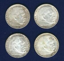2 Reichsmark-Gedenkmünzen des Dritten Reichs