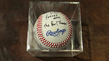 RARE 2014 Pearland TX Little League Team Signed Baseball 11 Players gwc