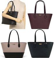 Kate Spade Laurel Way Small Dally Tote Saffiano Leather Shoulder Bag Handbag New