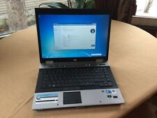 "HP Elitebook 8530w Mobile Workstation, 4GB / 160GB, 15.4"" Display - Windows 7"